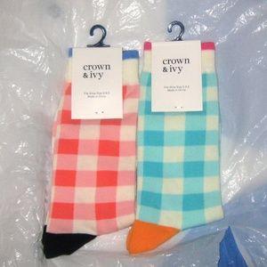 Crown & Ivy Sock Bundle